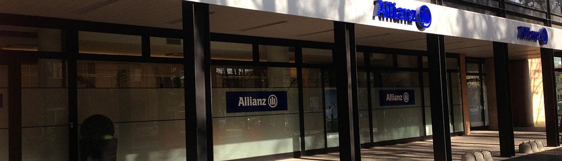 Agenzia Allianz Cesena Fantini in via Angeloni 41